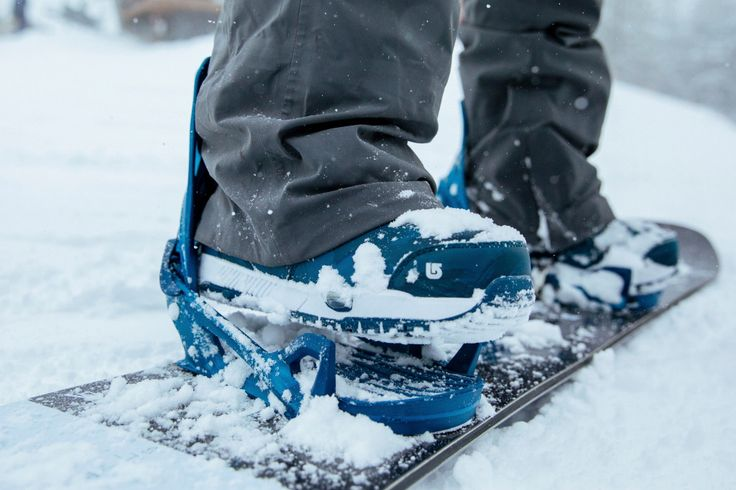 New Burton binding makes stepping on snowboard a snap – The Denver Post