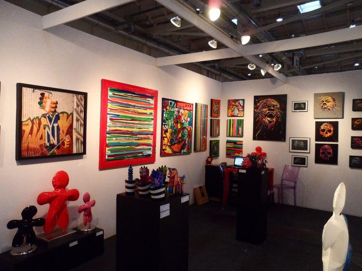 Colorfield Gallery est heureux de vous accueillir sur le stand E11 en ce jour d'ouverture de l'AAF ! N'oubliez pas la nocturne de ce soir, de 18h à 22h