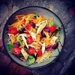 Nourish Not Punish post seriously beautiful pictures of her gluten free creations on Instagram, Bloglovin' and Facebook