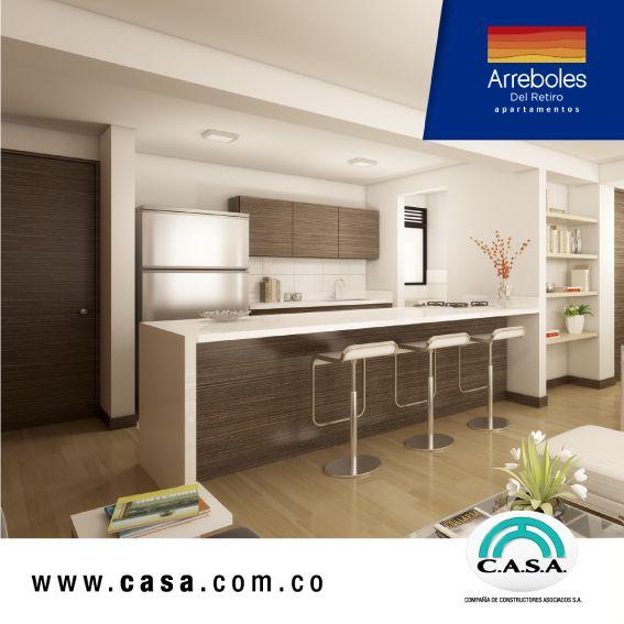 Ven y enamórate de nuestro proyecto. #apartamentosarrebolesdelretiro #apartamentosnuevos #exclusivo