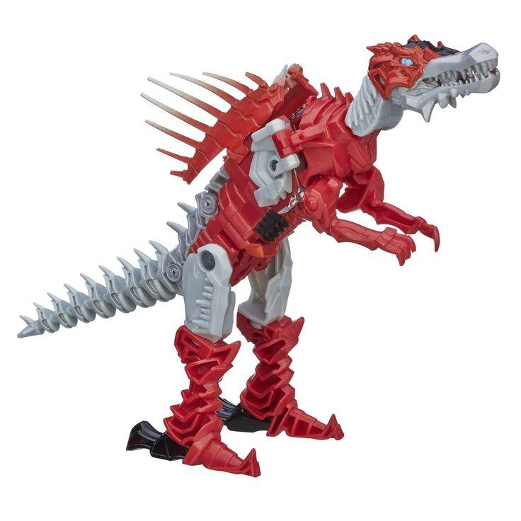 Boneco Transformers 4 Power Battlers - Dinobot Scorn - Hasbro