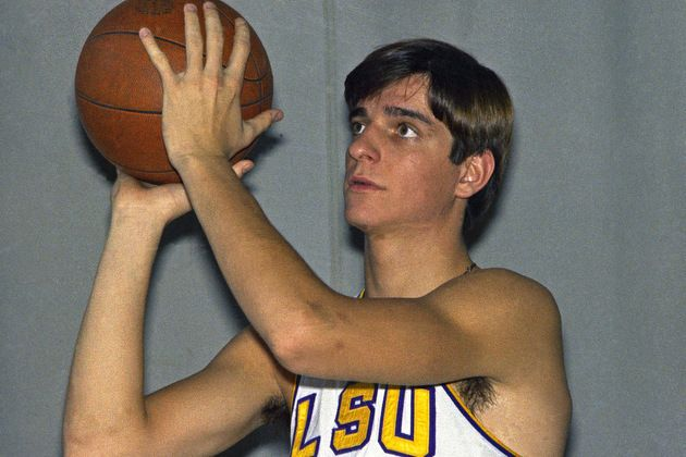 """Throwback Thursday - Pete Maravich - Today's Fastbreak Today we feature one of my favorite players of all time, """"Pistol"""" Pete Maravich. Many have heard of the legendary Pistol, and for good reason; he was one of the innovators of the game of basketball....."""