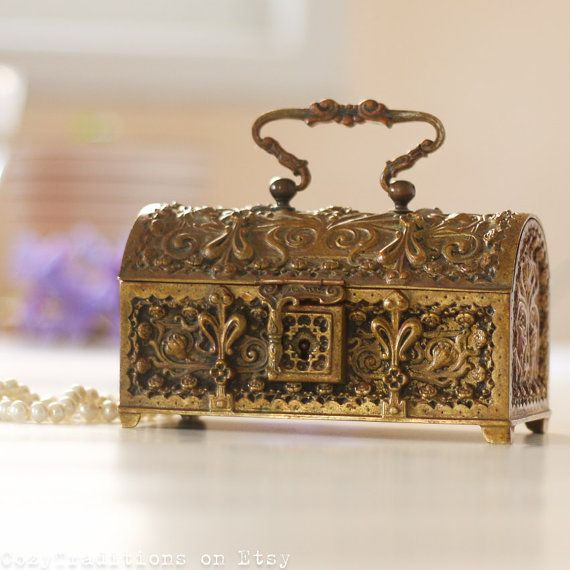 25 best antique jewelry boxes trending ideas on