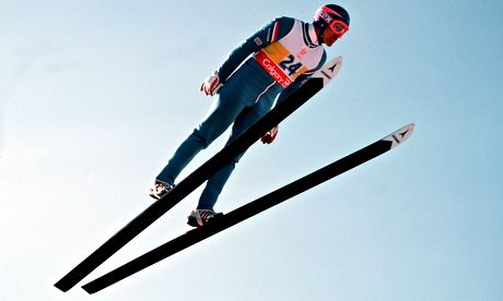 Reappraising Eddie 'the Eagle' Edwards: a dedicated athlete who made the best of his talent