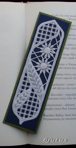 Marcapáginas, una invitación a leer y a decorar. (pág. 89)   Aprender manualidades es facilisimo.com