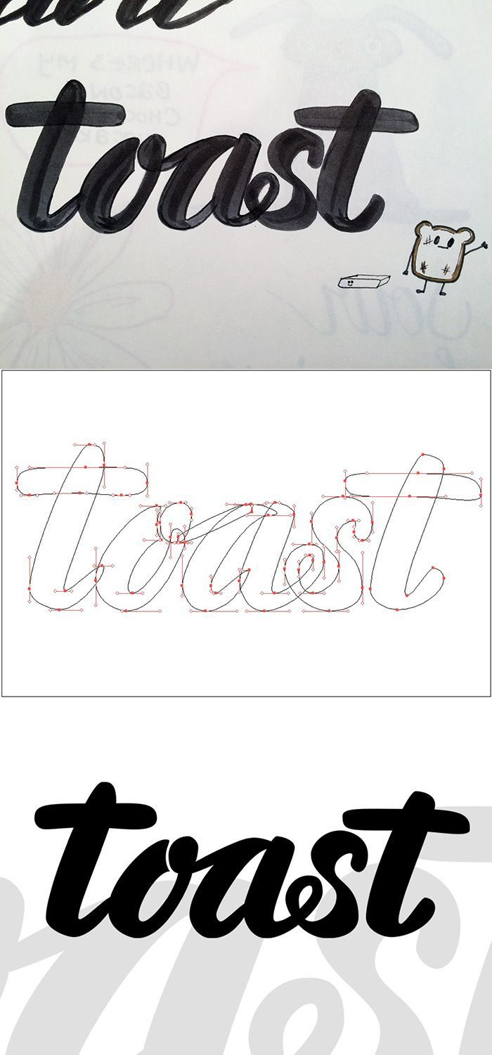 Best hand lettering typography images on pinterest