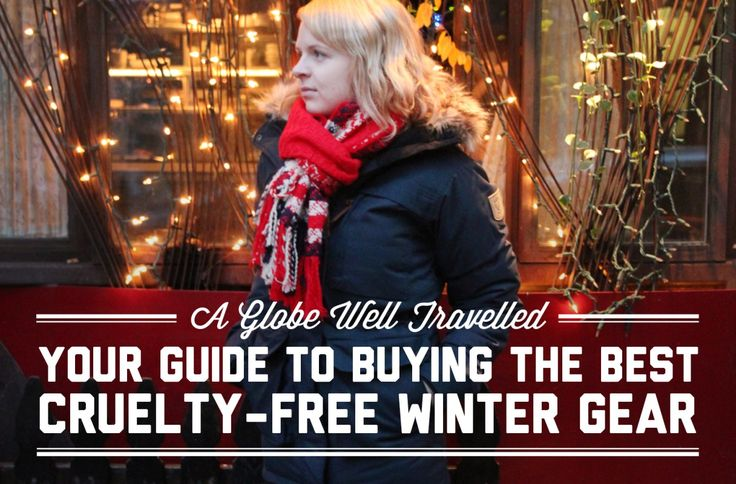 Your guide to buying the best cruelty-free winter gear