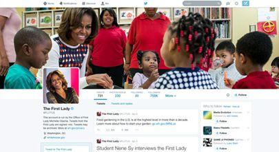 Twitter sfoggia il suo nuovo look!