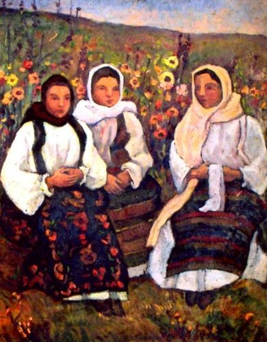Camil Ressu (Romanian pronunciation: [kaˈmil ˈresu]; 28 January 1880 – 1 April 1962) was a Romanian painter and academic, one of the most significant art figures of Romania.