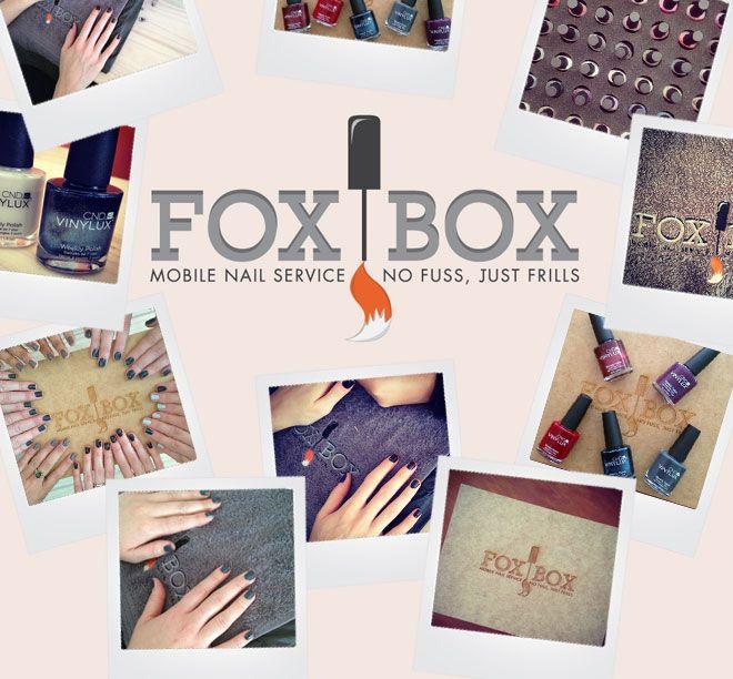 Fox Box you are a sensation! #NicciSummer15 launch #CapeTown #nails #beauty
