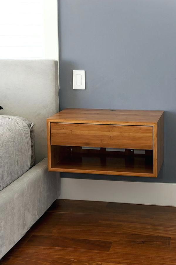 Floating Nightstand Ikea Floating Night Stand Mas Ikea Malm Floating Nightstand Measurements Floating Nightstand Cool Bedroom Furniture Contemporary Nightstand