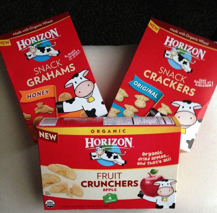 My children's go to snack addition for every lunch box!    #GotItFree #HorizonSnacks