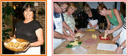 Argentina: Cooking with Teresita in Buenos Aires offers day classes in making homemade empanadas and Argentine style barbeque.