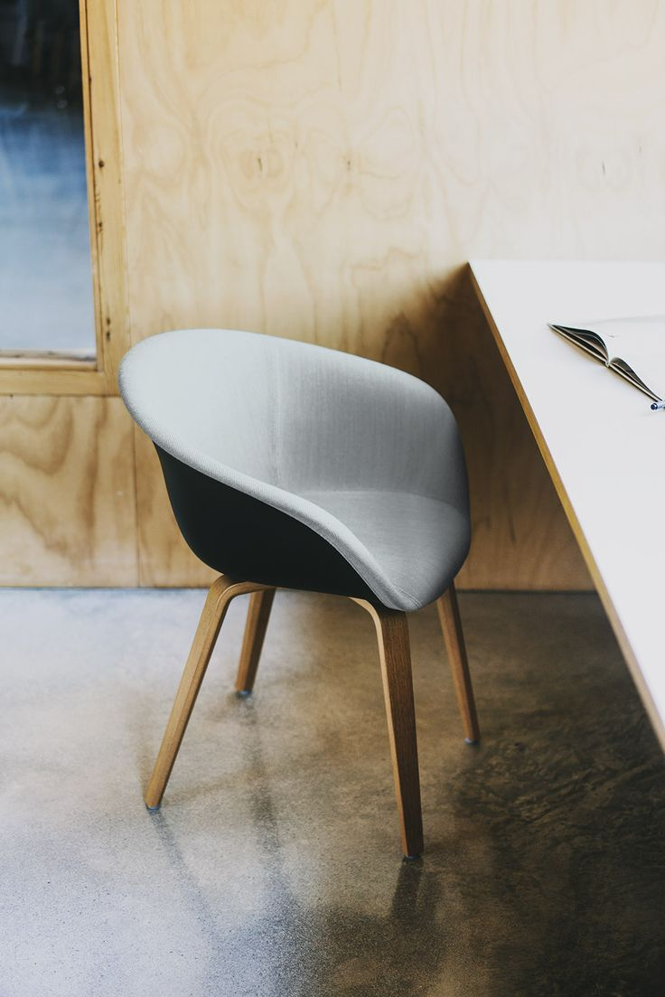 Awesome Home Office With Duna Chair By Lievore Altherr Molina For Arper