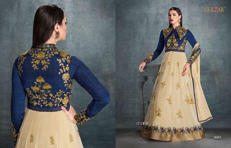 Indian Bollywood Ethnic Designer Anarkali Salwar Kameez Suit & Traditional 16G03