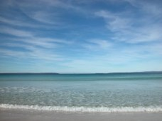 Crystal clear Jervis Bay