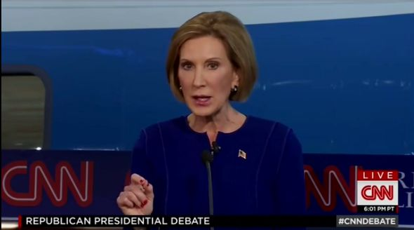 What Was Up With Carly Fiorina's Grisly Abortion Rant?