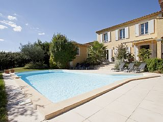 La bastide des oliviers charming country house in ProvenceVacation Rental in St-Etienne-du-Gres from @homeaway! #vacation #rental #travel #homeaway