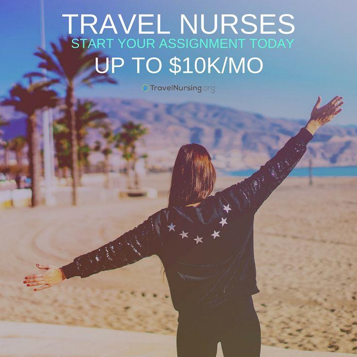 Vermont How Much Do Travel Nurses Make