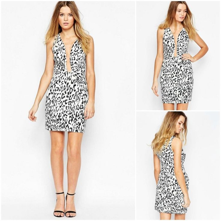 The Creator Dress in light leopard Finders Keepers for sale size medium m