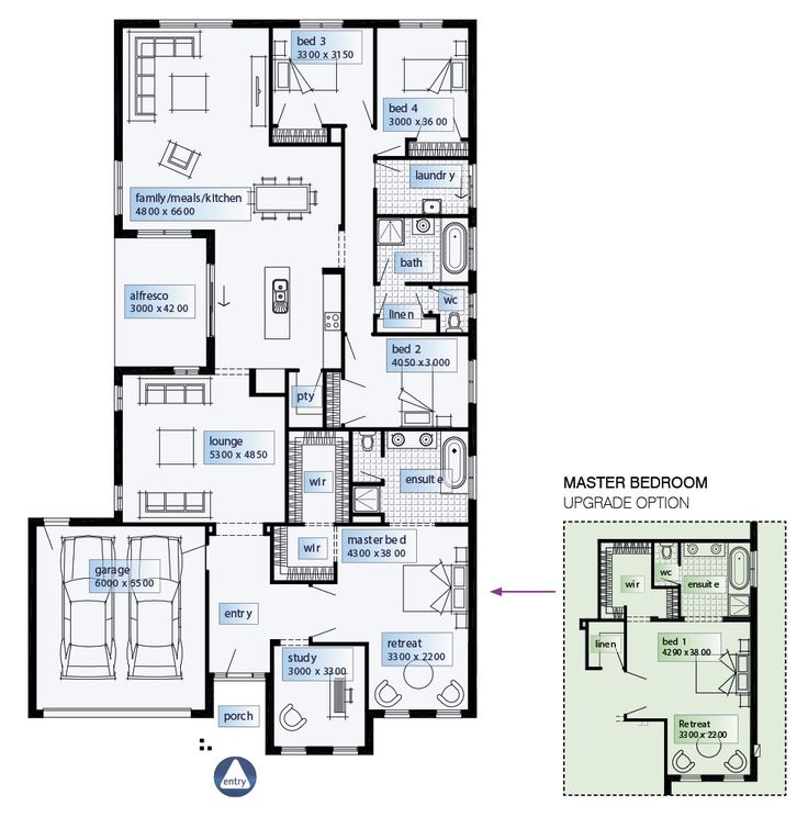 Simonds homes floorplan livorno