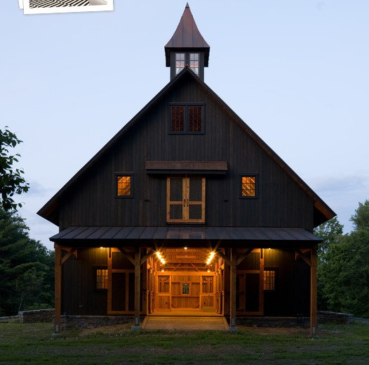 beautiful barn conversion (from houzz) | we need a barn