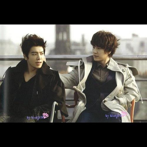 #Donghae #Kyuhyun #SuperJunior #Suju #Sj #Kpop #sexy #Cute #Hot #love