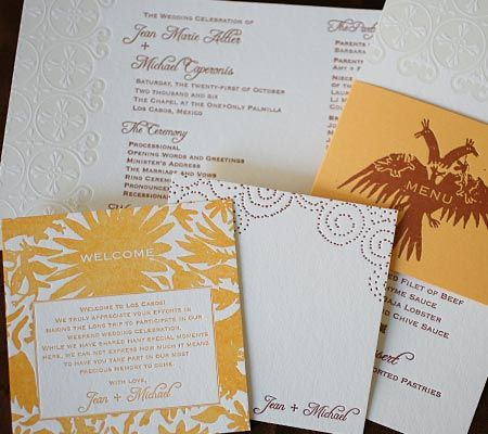 194 best WEDDING STATIONARY images on Pinterest Parties Mexican
