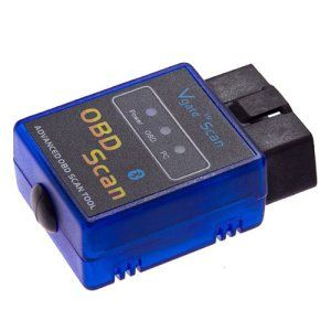 KKMOON V2.1 Mini Bluetooth OBDII OBD-II OBD2 Protocoles Auto Diagnostic Outil de Scanner