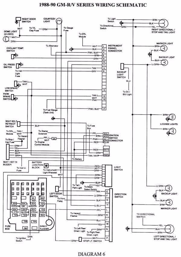 pin by april schamberger on flower in 2020 | trailer wiring diagram, chevy  1500, chevy silverado  pinterest