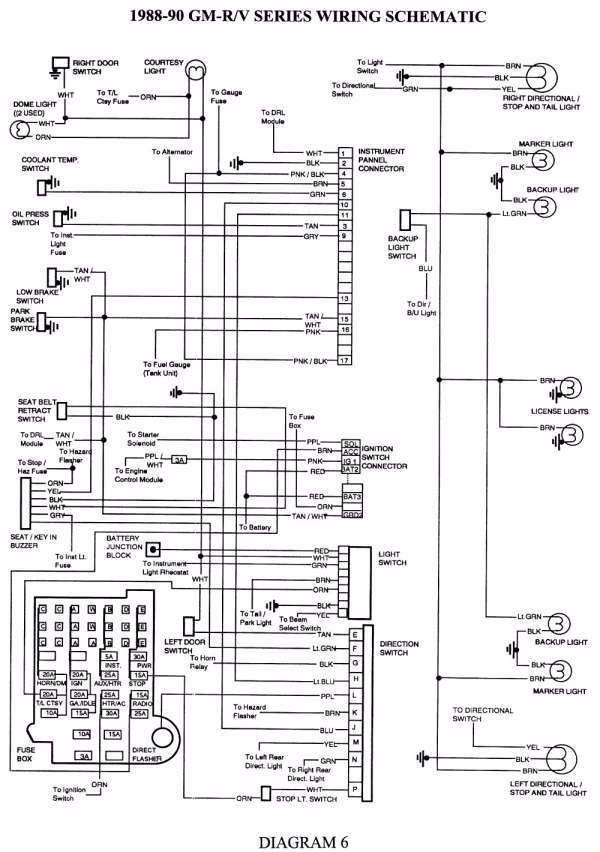2005 chevy trailer wiring diagram  wiring diagram ground