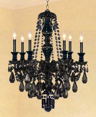 Black Chandeliers | Black Chandelier | Chandeliers | Home Bedroom ...