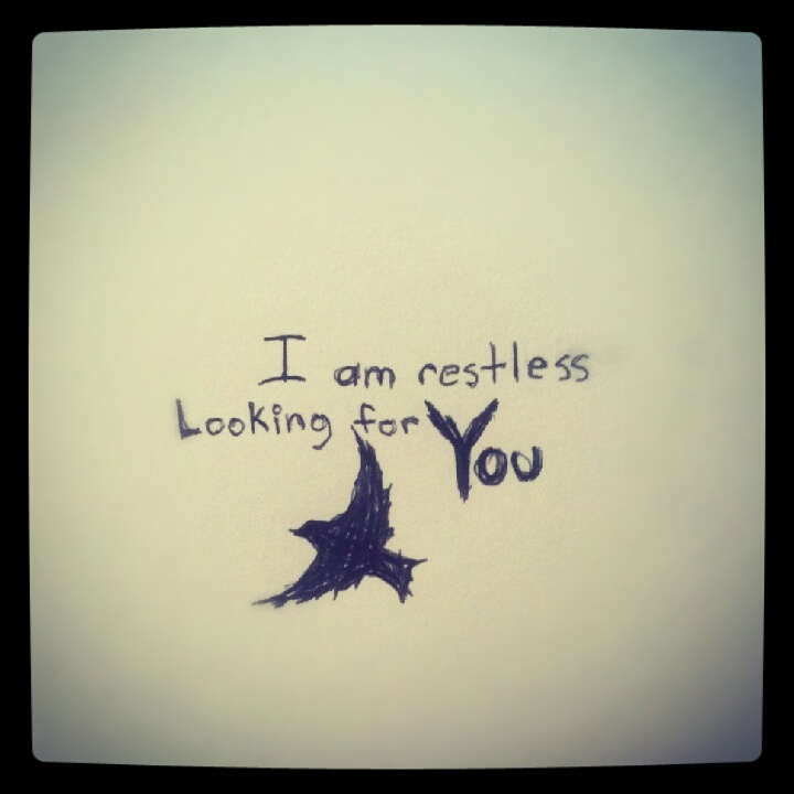 Switchfoot, Restless - I used to be scared of this song because of a creepy book I read. The song isn't supposed to be scary XD