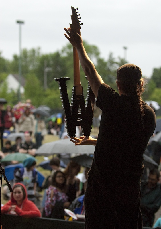 #Westfest. #Westboro's Festival of Music, Art & Life. More than 100,000 people attend the 3 day outdoor celebration that showcases Canadian artists.