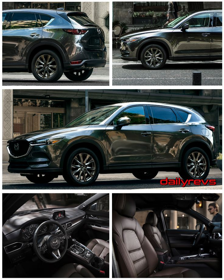 2019 Mazda CX5 Signature HQ Pictures,Specs,Information