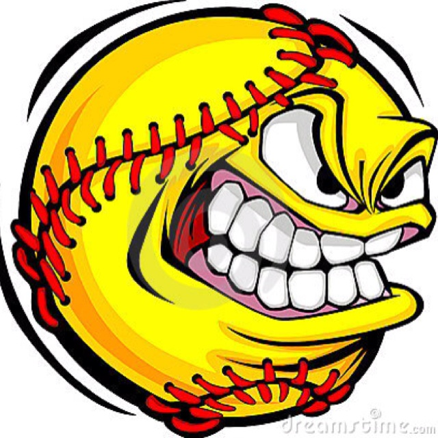 41 best softball team logos images on pinterest american football rh pinterest com