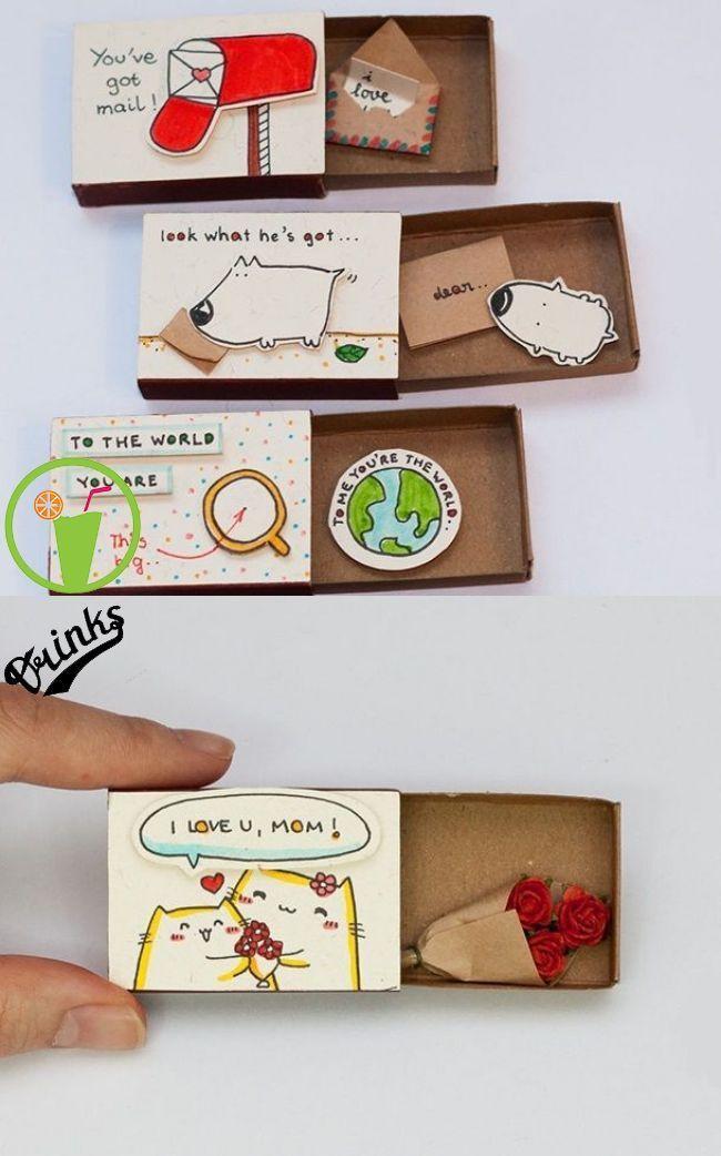 Gift ideas Pinterest   Elişi fikirleri, Erkek arkadaş hediye