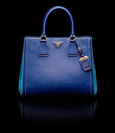Prada Handbag Blue
