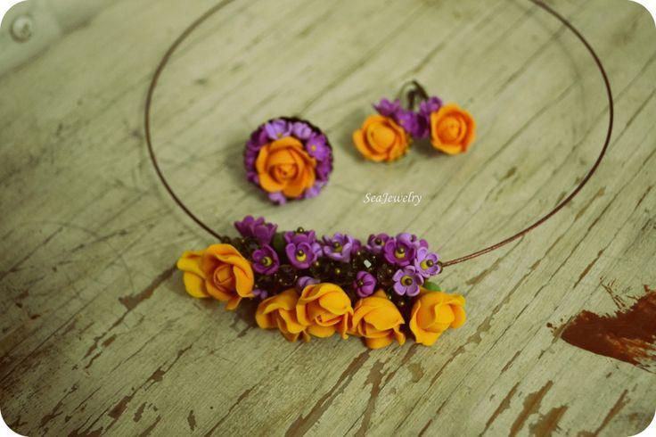 Flowers. (60 LEI la SeaJewelry.breslo.ro)