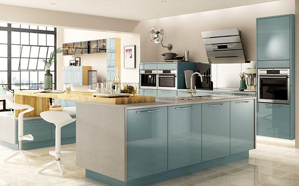 Wickes Esker kitchen