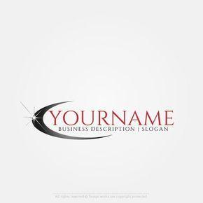 Create a Logo Online – Path template logo maker free