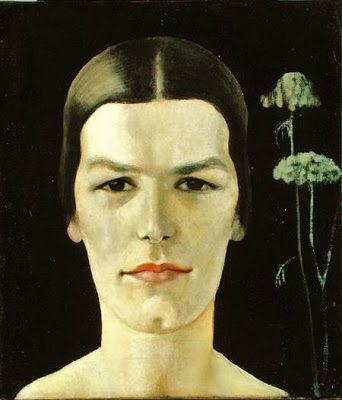 Anita Ree (German artist, 1885-1933) Self Portrait (3)