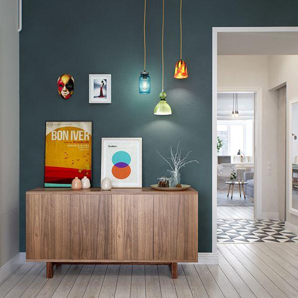Apartamento decoração escandinava ~ Decoração e Ideias | casa e jardim