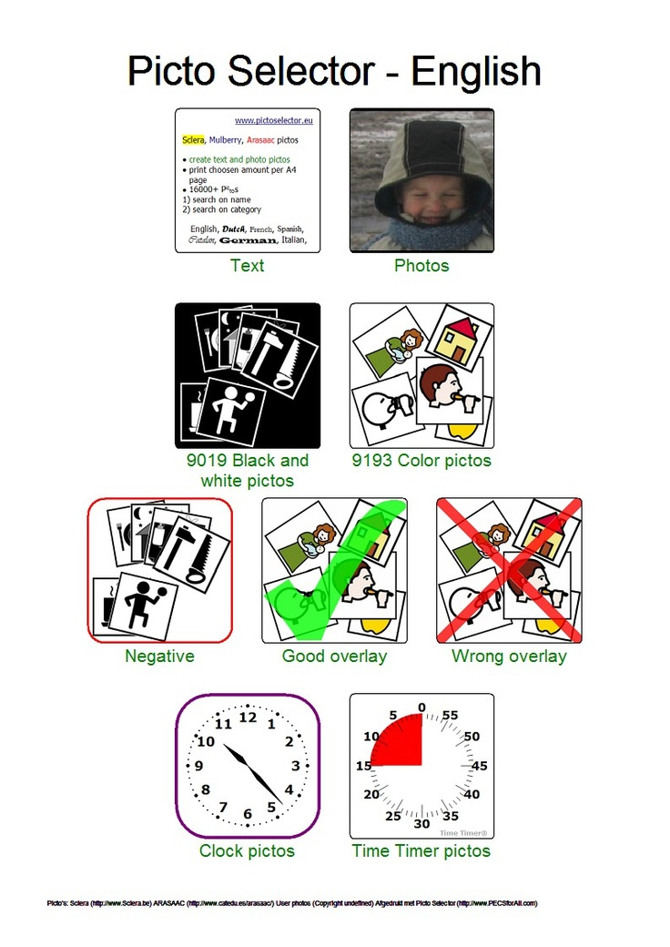 Autism Therapy: visual schedules | Healing Thresholds
