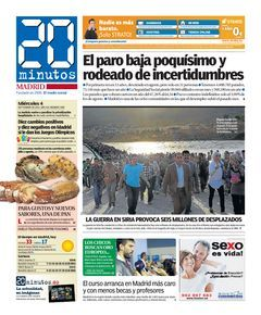 20 Minutos. Spanish newspaper that should only take you 20 minutes to read. Great for current events in target language.