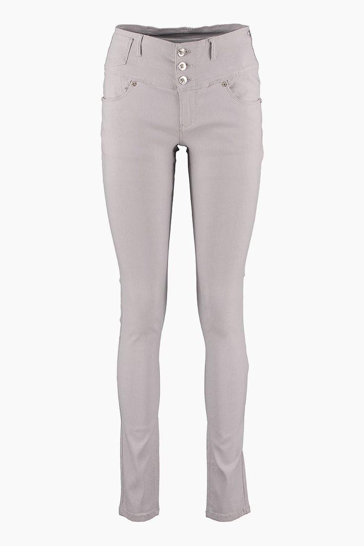 Bukse Jenny 180A Light Grey fra Floyd by Smith