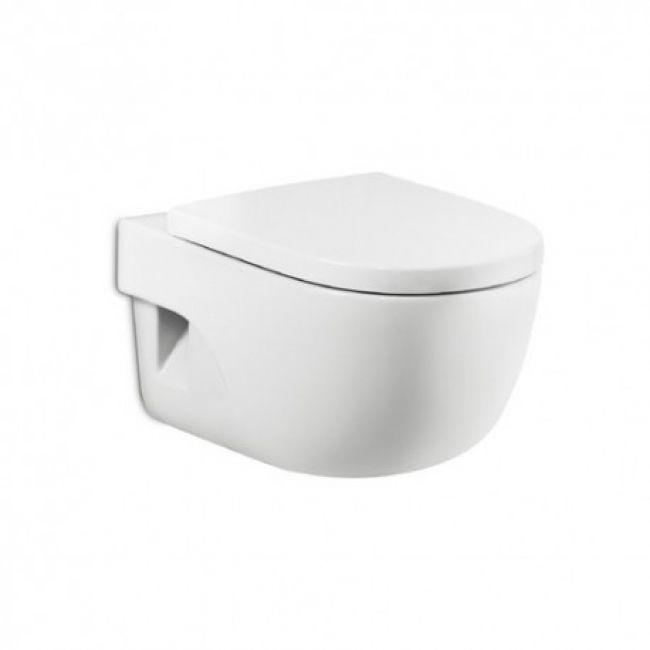 Ubikacje i toalety : ROCA MERIDIAN-N MISKA WISZĄCA A346247000 + MATA WC MONTAŻOWA GRATIS