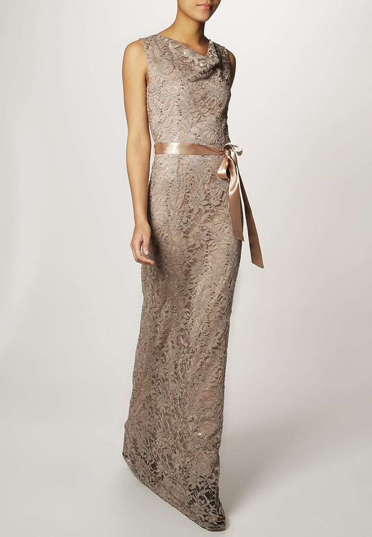 Young Couture by Barbara Schwarzer Ballkleid - greige - Zalando.de