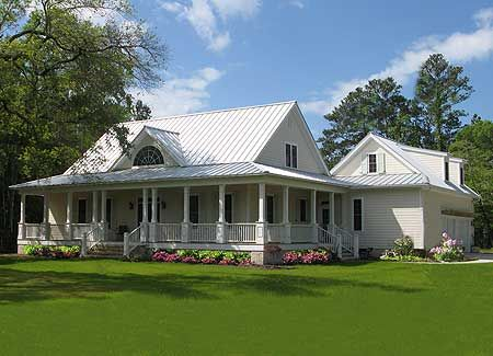Country Sweetheart With Wraparound - 32636WP | Country, Farmhouse, Photo Gallery, 1st Floor Master Suite, Bonus Room, PDF, Wrap Around Porch, Corner Lot | Architectural Designs