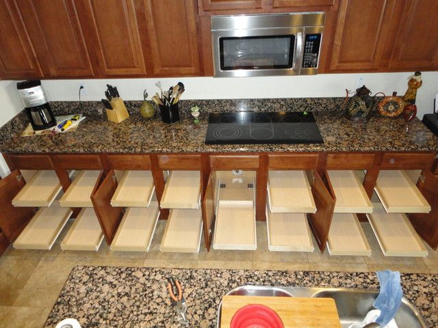 The Kitchen Cabinet Organizers is the place in the house where I was, after the bedroom, because I love a lot of sleep, spend the most time.